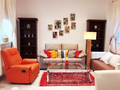 Photo for Apartment in typical andalusian house