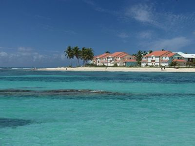 Photo for FEET IN WATER, SPACIOUS APARTMENT TO FRENCH WEST INDIES