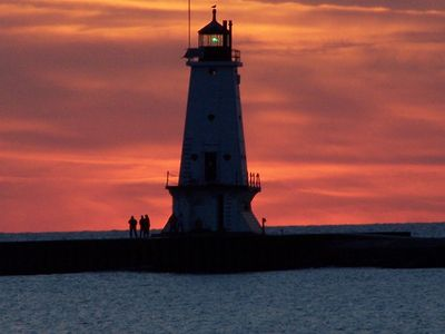 Photo for Lighthouse Watch from Top Floor at One Ludington Place