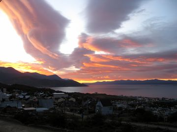 The End of the World Train, Ushuaia, Argentina
