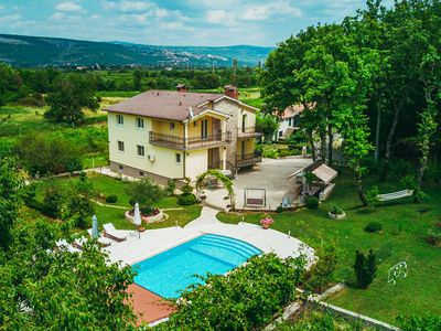 Photo for Charming Holiday Home in Grubine with Pool