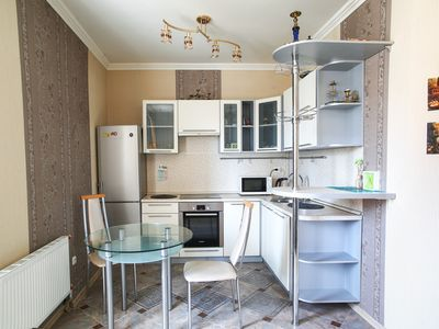 Photo for Apartment with 1 bedroom on Severniy