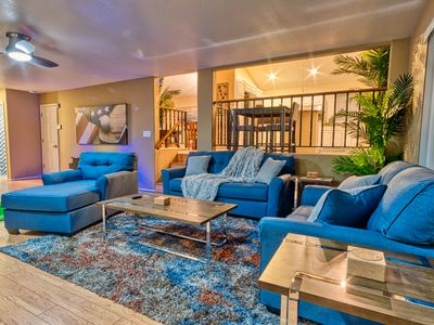 Photo for BEAUTIFUL 3 BED / 3 BATH IN PARADISE VALLEY | GAMES | POOL | SCOTTSDALE & GOLF