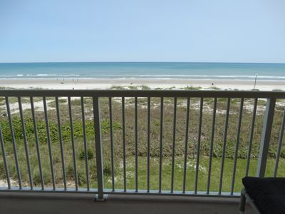 Photo for Unit 69 BEST Direct Oceanfront CONDO ON BEACH!