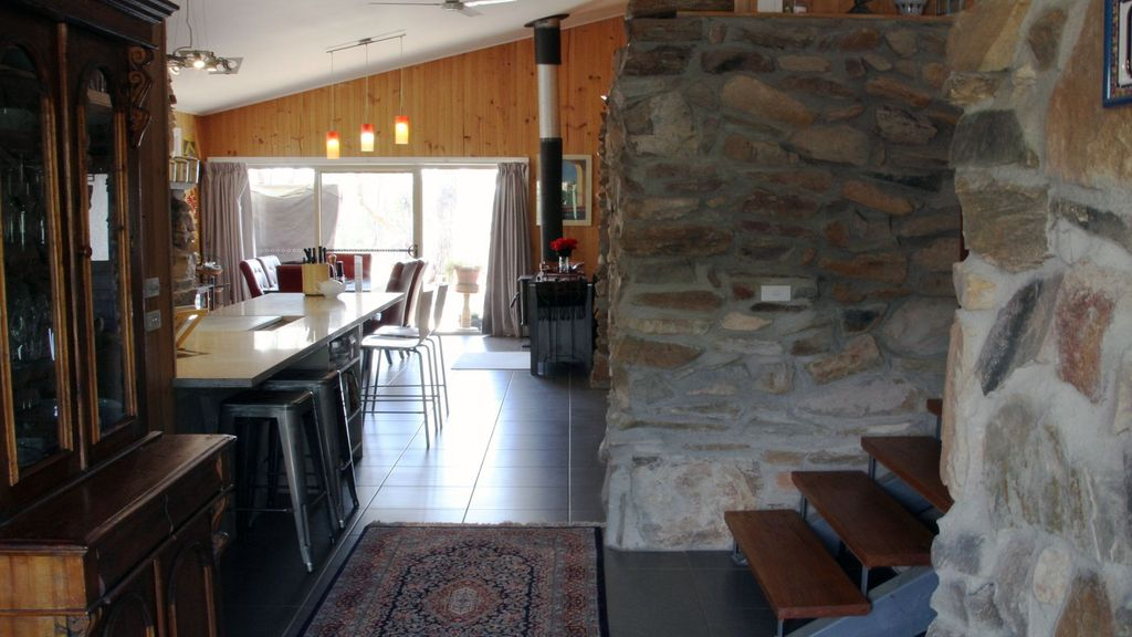 On The Stone River Retreat