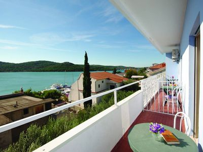 Photo for Beautiful apt in Tisno and Wifi