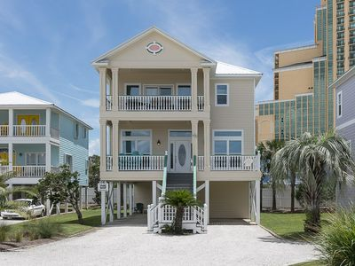 Photo for Book your fall break at Sea Fever: 5 BR/4 BA House in Orange Beach