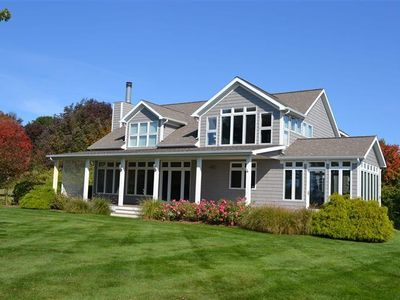 Newer Lake Michigan Luxury Home With Amazing Views