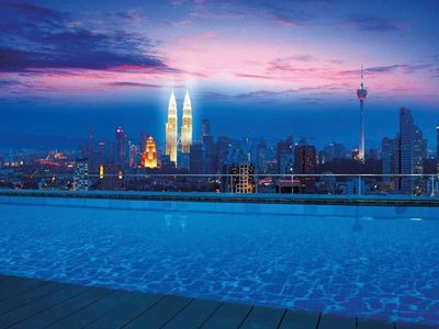 Photo for KLCC View 2BR with infinity pool