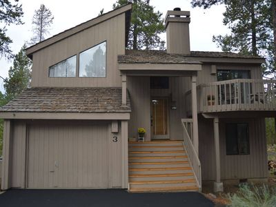 Photo for 3 Paperbirch Lane: 2 BR / 2 BA home in Sunriver, Sleeps 6