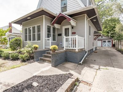 Photo for Remodeled Craftsman - Walk to ND & Eddy Street