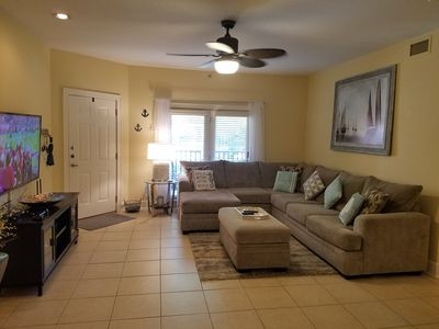 Photo for Gulf Shores Luxury Unit 3407 One Club Resort-Beach 4 mi-Golf-Pool-Netflix-Wifi