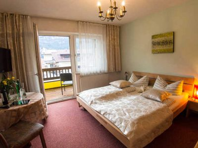 Photo for Double bed room with breakfast - Europa Pension Tirol