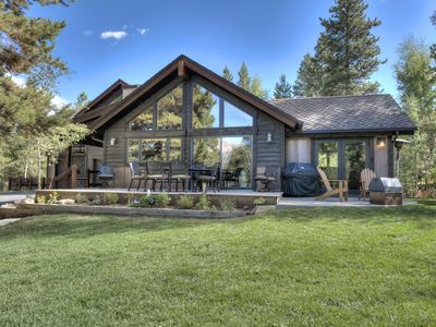 Photo for Luxury Summer Fun,Private Home, HotTub,Hike,Multi-Family,Wifi,Skiing,Biking,Town