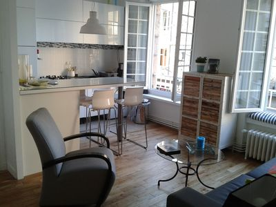Photo for Intra muros Beautiful bright apartment Free Wifi