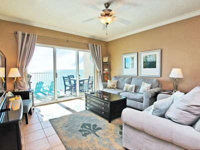 Crystal Shores West 1105-Forecast is Beachy with a Chance of Fun for Spring Break! Book Your Vacation Now