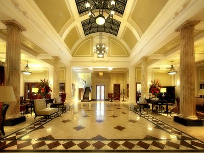Photo for Luxury 2 bed 2 bath suite in the 5 star Taj Hotel