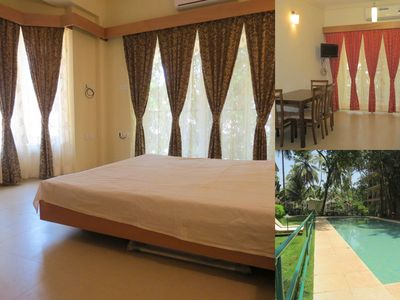 Photo for 20-Excellent Quiet Away From It All Serviced Apartment & Wi-Fi
