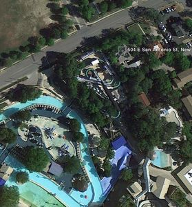 Next door to schlitterbahn!  In the middle of everything New Braunfels offers!