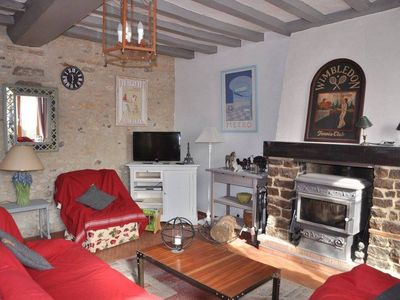 Photo for Charming cottage in Sarthe, furnished with tourism 3 stars