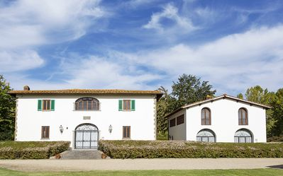 Photo for Villa Accioly 6 - Holiday house in traditional Tuscan architecture