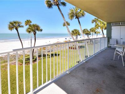Photo for Sand Castle I 301,  2 Bedroom, Sleeps 6, Gulf Front, Heated Pool, Elevator