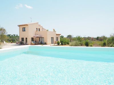 Photo for Can Bere. Villa with pool for 6 people