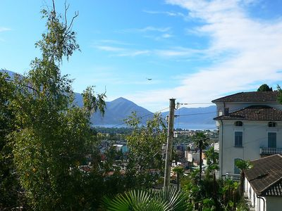 Photo for Apartment in the center of Locarno with Parking, Internet, Washing machine, Balcony (46695)
