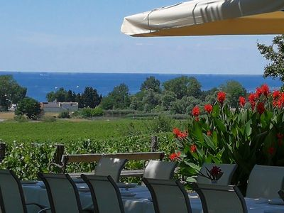 Photo for Suitable to Accomodate 6-12 Guests, relaxing In Tranquility of the Vineyards