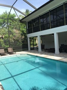 Photo for Secluded Island Home Sleeps 6 With A Pool.