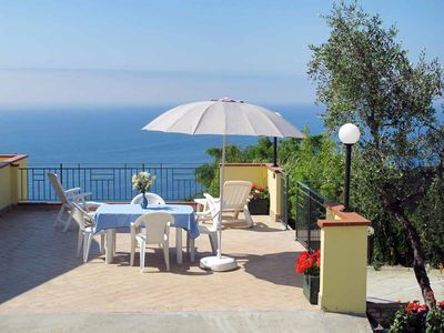 Photo for Apartment Villa Primavera  in Poggi (IM), Liguria: Riviera Ponente - 3 persons, 1 bedroom