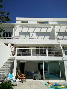 Photo for Duplex apartment near beaches and harbor with pool