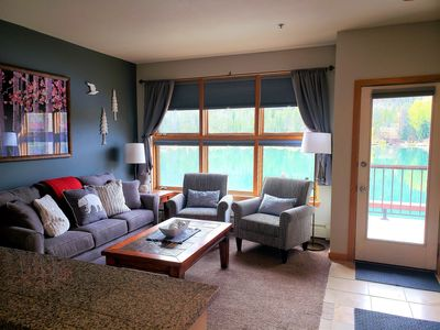 Photo for Cozy Condo - KEYSTONE LAKE!  HALF MILE TO LIFTS/ PATH TO CONVENTION CENTER