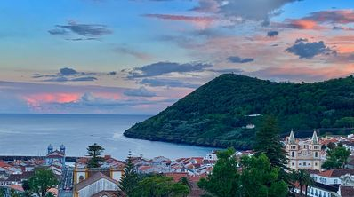Photo for Casa do Becco - with stunning views over the historic center and ocean