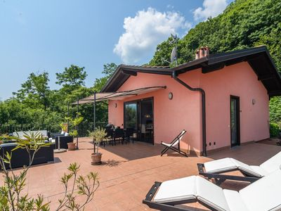 Photo for Lovely Apartment in Oggebbio with Swimming Pool