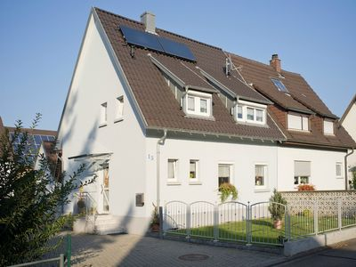 Photo for Apartment, 4 bedrooms, 5 people, max. 7 persons - Holiday Hug