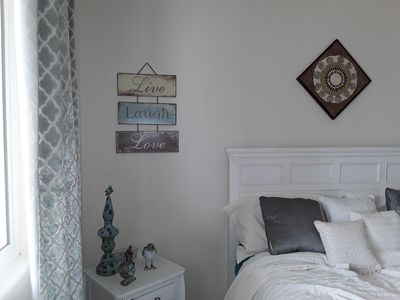 Photo for Ocean view Condo, clean and secure, private.