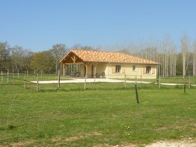 Photo for Cottage in the Landes countryside
