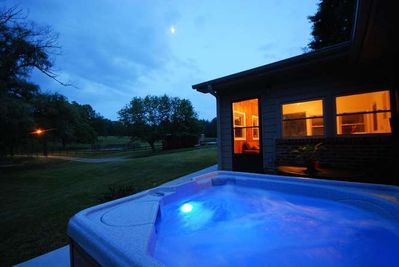 ~Relax in the Hot Tub~