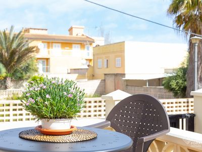 Photo for Segui - Apartment near the beach in Can Picafort.
