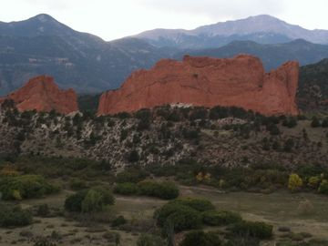 Kissing Camels, Colorado Springs, Colorado, Estados Unidos