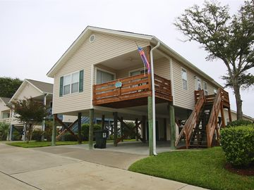 Updated and Spacious @ Ocean Green Cottages #9694-Myrtle Beach SC