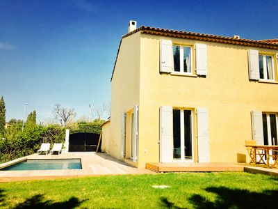 Photo for House with pool in Aix en Provence