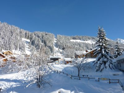 Photo for Comfy, well equipped, sleeps 4, UK TV, Wifi, Chairlift, Parking