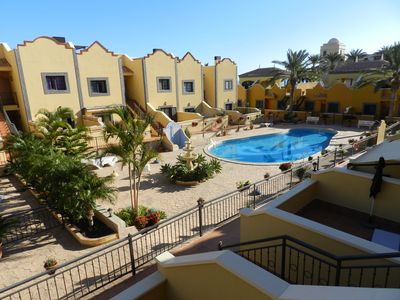 Photo for Wonderful apartment in Bahía del Duque - Pool, 2 Terraces, Wifi ...