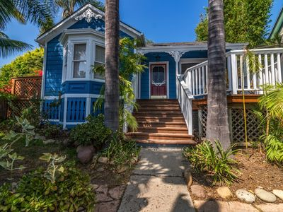 Photo for Ocean View 2 bed 2 bath home, gas grill, firetable, 3 flat screen TV's