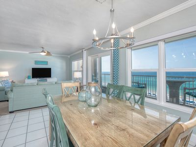 Photo for TOP FLOOR 2 Bedroom Gulf Front with Gorgeous Views