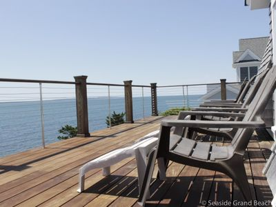 Photo for 6 BR Oceanfront House-1 prime week available before new Tax  takes effect