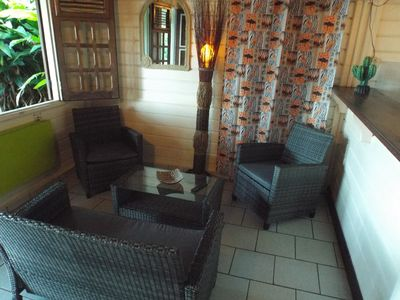 Photo for 2BR Villa Vacation Rental in POINTE NOIRE-97116, GUADELOUPE
