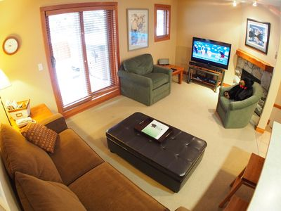 Photo for 3BR Townhome Vacation Rental in Sun Peaks, BC
